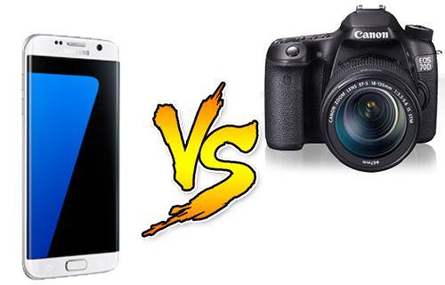 Galaxy S7 vs Canon 70D Otofokus Testi