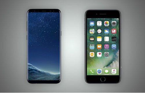 Galaxy S8+ ve iPhone 7 Plus özellik karşılaştırması