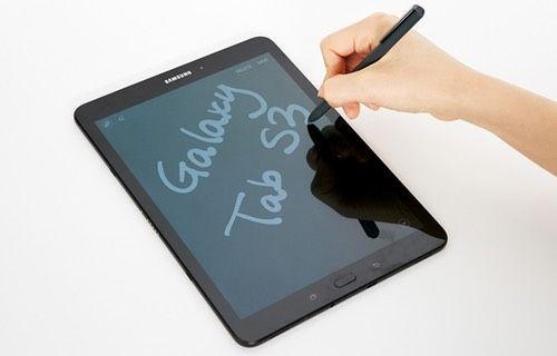 Galaxy Tab S3 tanıtıldı! İşte Galaxy Tab S3 özellikleri!