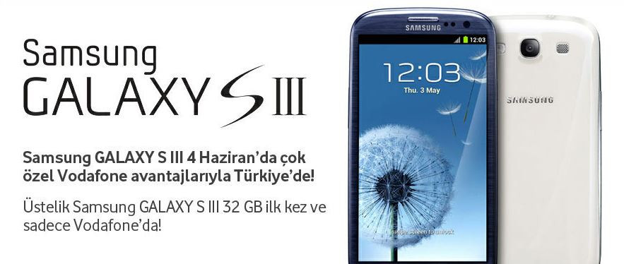 Galaxy S 3 gelmedi fakat kullanım kılavuzu geldi, indirilebilir!