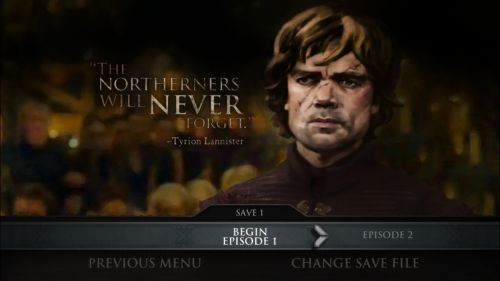 Game of Thrones Episode 1 Google Play'de Ücretsiz Oldu
