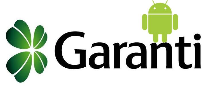 Garanti Bankası Android uygulaması yayınlandı