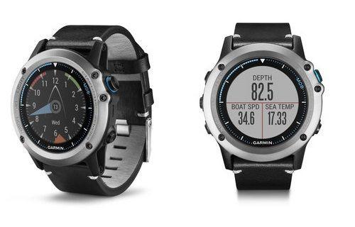 Garmin Quatix 3 Denizcilere Özel Saat Tanıtıldı