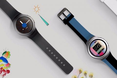 Samsung teknolojisi ile İtalyan tasarımı Gear S2'de buluştu