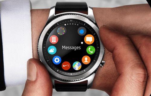 Samsung Gear S3 Türkiye'de satışa sunuldu