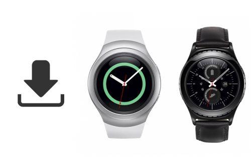Samsung Gear S2 ve Gear S2 Classic büyük bir güncelleme aldı