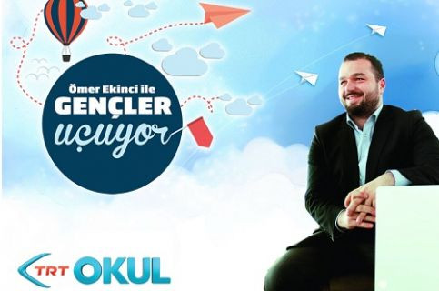 Temel Kotil, Türk Zuckerberg le birlikte Gençler Uçuyor'da