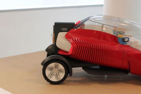 Bu otomobil 3D yazıcıdan çıktı