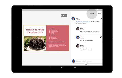 Google Drive Mobil Sürümü Güncellendi
