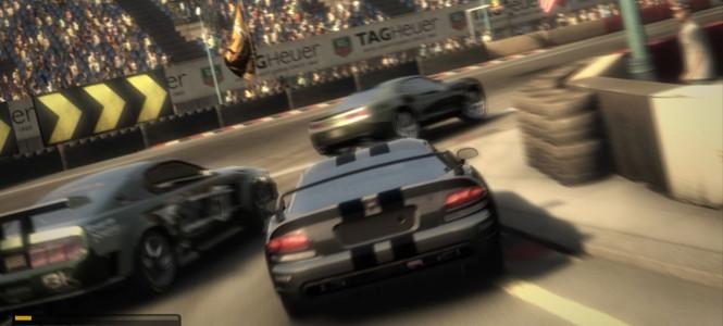 Araba yarışı oyunu Grid 2 geliyor! (video)