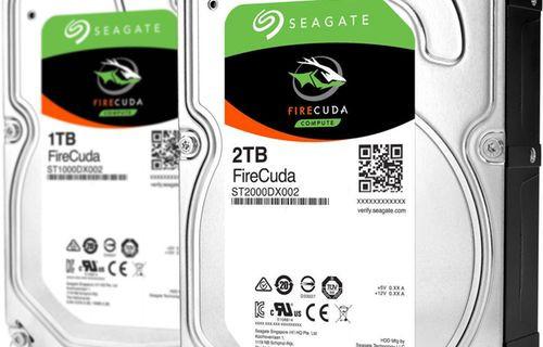 Seagate'in 10TB'lık Hard Disk modeli Türkiye'de
