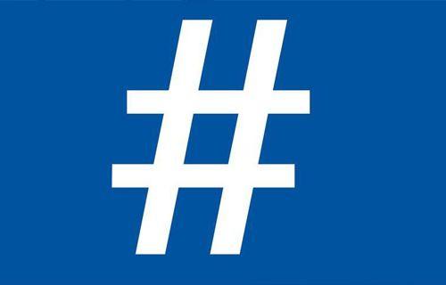 Facebook'a Hashtagler geliyor!