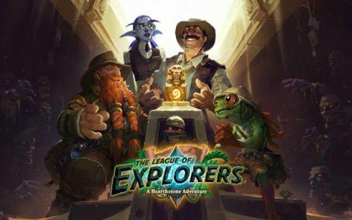 Hearthstone The League Of Explorers  Paketi Yayınlandı
