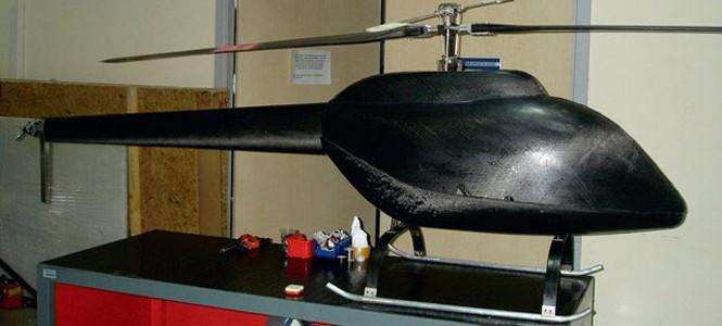 Yerli insansız hava aracı üretildi!