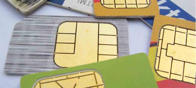 Her SimCard'ın bir ismi varmış