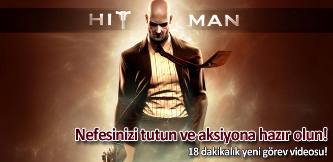 Hitman: Absolution'dan yepyeni bir görev (Video)