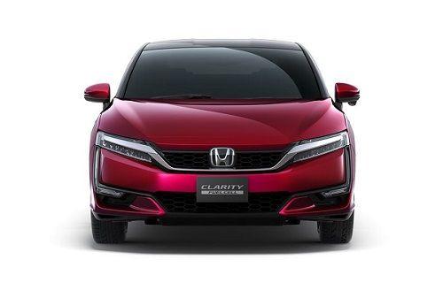 Honda Clarity Yakıt Hücreli Yapısıyla Yollara Çıkıyor