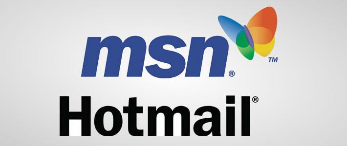 Hotmail için tarihi gün
