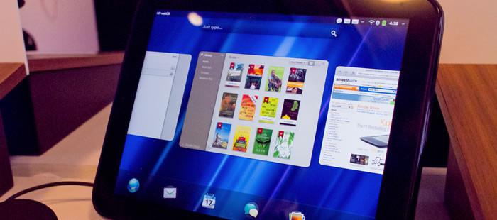 HP' den Touchpad tanıtım videoları
