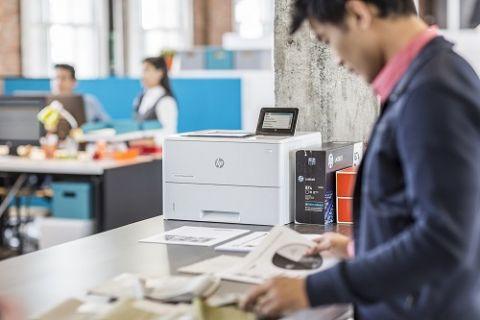 HP dünyanın en güvenli yazıcılarını duyurdu!
