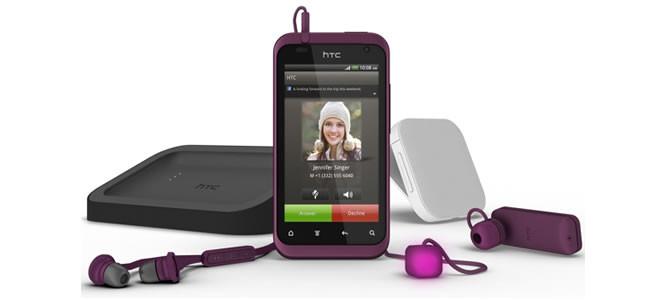 HTC Rhyme: Kadınlara özel