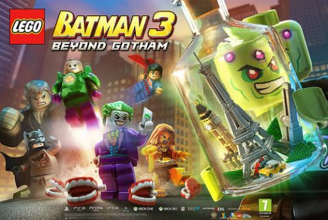LEGO Batman 3: Beyond Gotham için yeni bir ek paket duyuruldu
