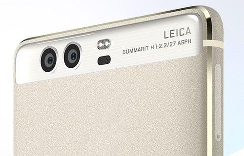İşte dört kameralı Huawei G10!