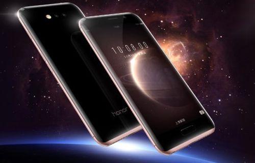 Huawei'nin olay telefonu Honor Magic tanıtıldı