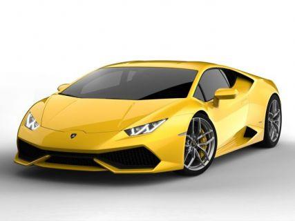 Süper otomobil Lamborghini Huracan!