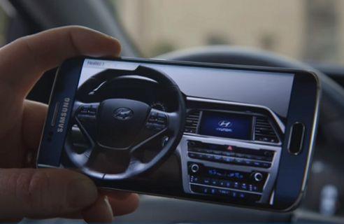 CES 2016: Hyundai sanal gerçeklik sayesinde sizi arabanızın ''ustası'' yapıyor!