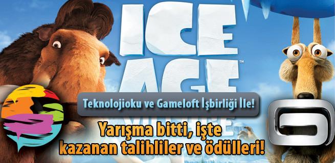 Ice Age Village'e yeni temalar geldi!