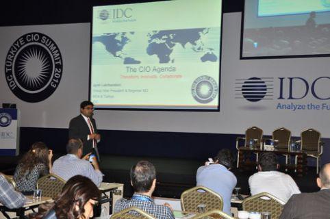 CIO'ları ile projelerin öneminin tartışıldığı özel etkinlik düzenlendi