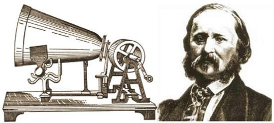 1860 tarihinde yapılan ilk ses kaydı (video)