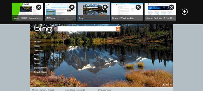 Internet Explorer 10 Metro' da Flash olmayacak