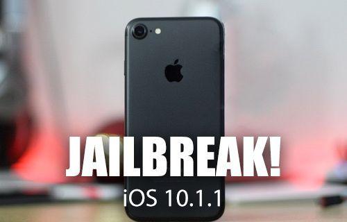 iOS 10.1.1 için Jailbreak çıktı!
