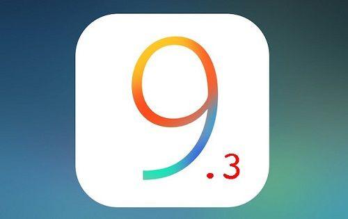 iOS 9.3.3 Beta 2 güncellemesi iPhone ve iPad'lere geldi!