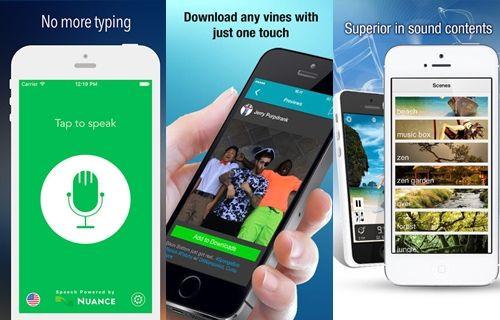 Kısa bir süre için ücretsiz olan iOS uygulamaları