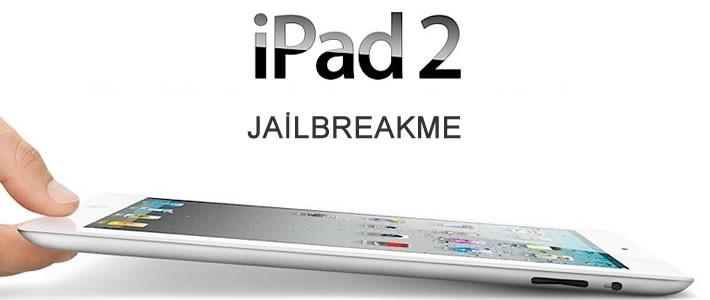 iPad 2 için beklenen Jailbreak sonunda çıktı.