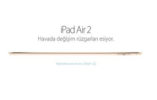 iPad Air 2 kutusunu açıyoruz ve Apple A8X yongasına genel bir bakış atıyoruz