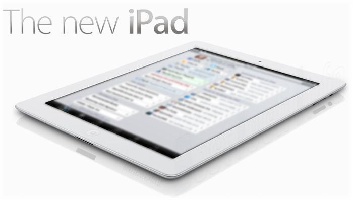 Yeni iPad 5 Mayıs'ta Türkiye'de!