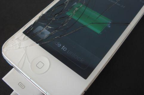 iPhone, sekizinci sınıf öğrencisini yaktı!