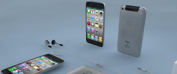 iPhone 5 dedikoduları bitmiyor