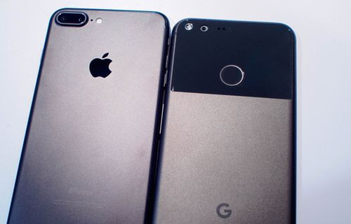 iPhone 7 Plus ile Google Pixel XL hız testinde!