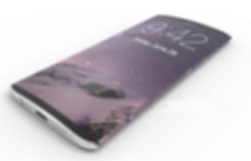 Apple'ın aldığı patentlere göre tasarlanan muhteşem iPhone 8 konsepti