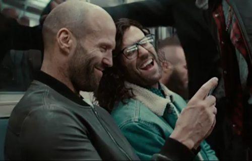 Jason Statham, LG G5'in Reklam Yıldızı Oldu
