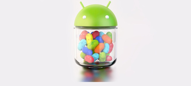 Android Jelly Bean Wallpaper!
