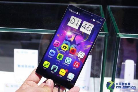 Lenovo'nun QHD ekranlı akıllı telefonu K920 bu tarihte geliyor