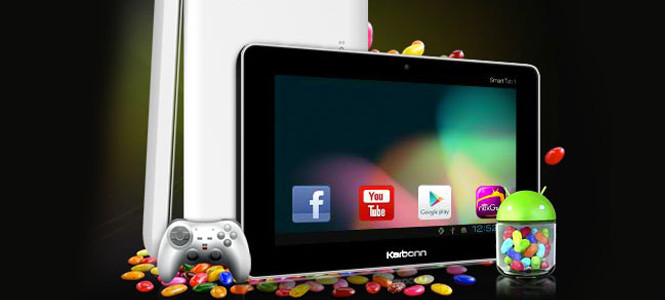 İşte en ucuz Jelly Bean'lu akıllı tablet!