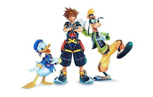 Kingdom Hearts 3'e Unreal 4 desteği geliyor