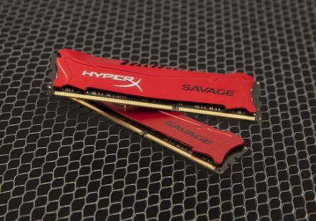 HyperX, agresif görünümlü yeni Savage belleklerini duyurdu